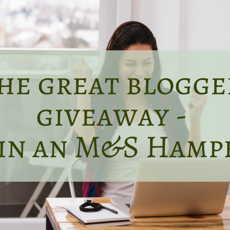 Blogger Giveaway